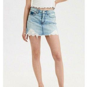 《American Eagle》 Women's Jean Skirt